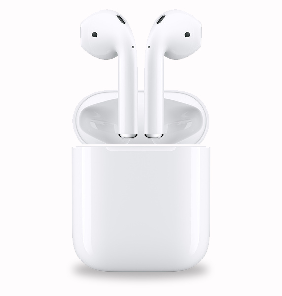 Celebrate the New Year with Apple Air Pods