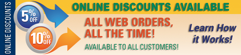 Online Discounts with Bamboo Pipeline