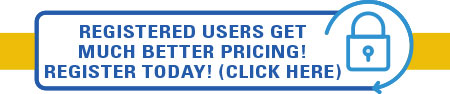 Registered Users Get Better Pricing! Register Today!