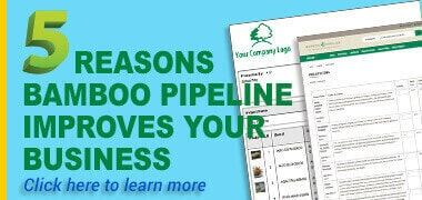 5 Reasons Bamboo Pipeline improves your business