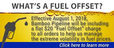 What is fuel offset?